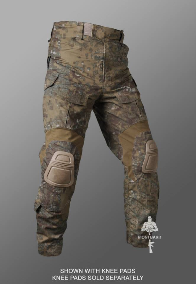 GenII Combat Pants - BadLands
