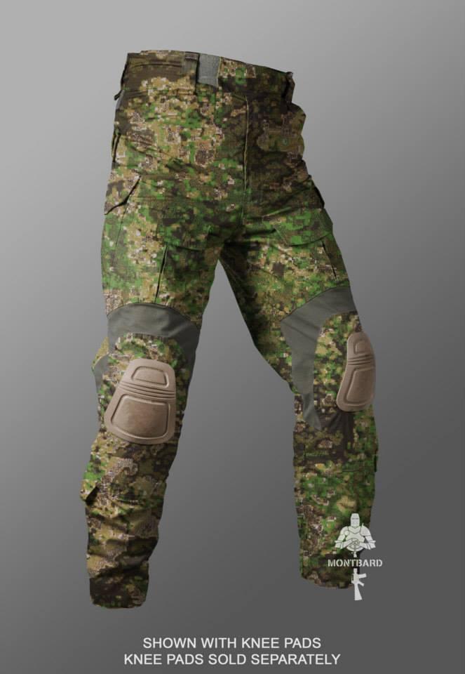 GenII Combat Pants - GreenZone