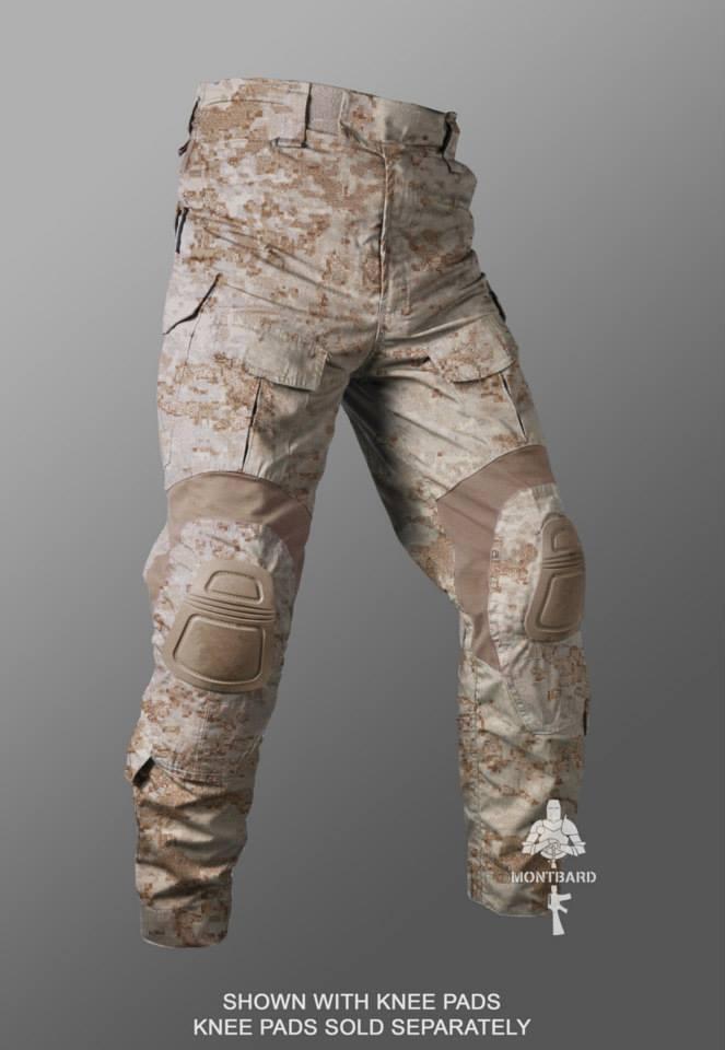 GenII Combat Pants - SandStorm