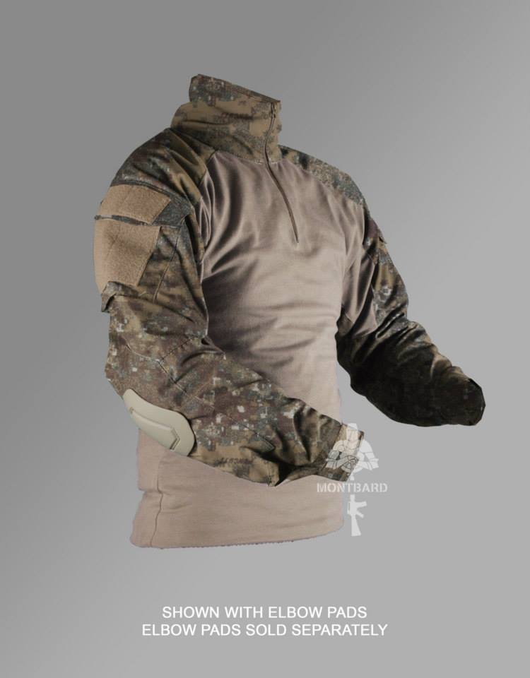 GenII Combat Shirt - BadLands