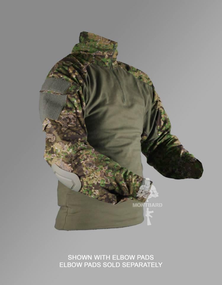 GenII Combat Shirt - GreenZone