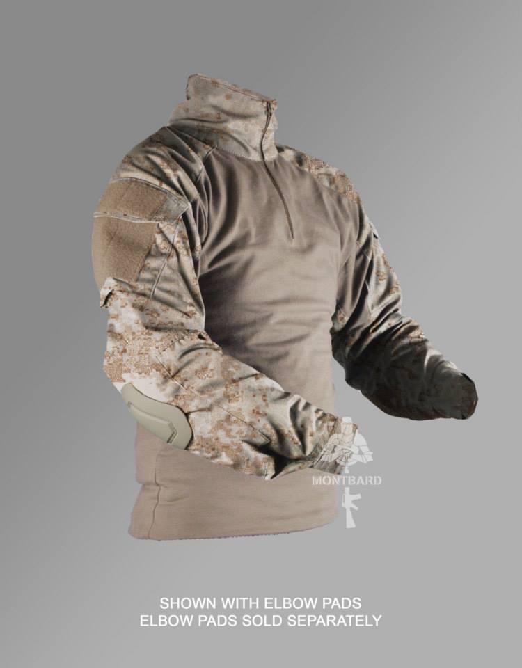 GenII Combat Shirt - SandStorm