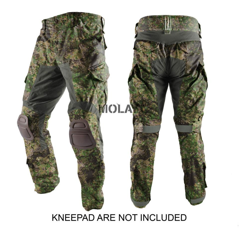 Recon Warrior Combat Pants - PenCott-GreenZone