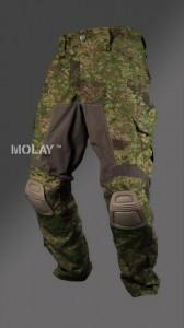 Recon Warrior Combat Pants - PenCott- GreenZone