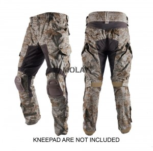 Recon Warrior Combat Pants - PenCott-Sandstorm